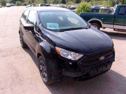 2019 Ford EcoSport for sale at Barney's Used Cars in Sioux Falls SD