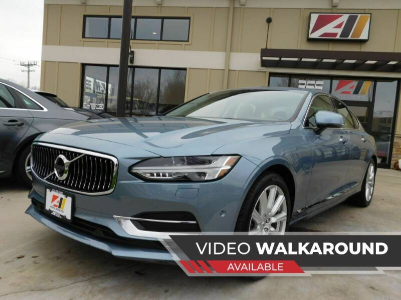 2017 Volvo S90 for sale at Auto Assets in Powell OH