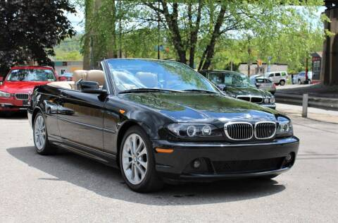 2004 BMW 3 Series for sale at Cutuly Auto Sales in Pittsburgh PA