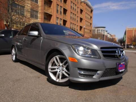 2014 Mercedes-Benz C-Class for sale at H & R Auto in Arlington VA