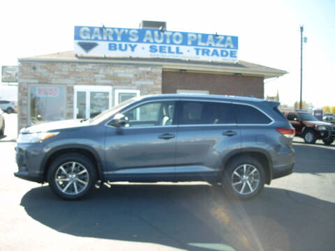 2018 Toyota Highlander for sale at GARY'S AUTO PLAZA in Helena MT