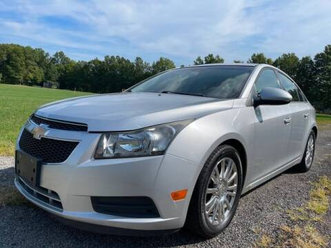 2012 Chevrolet Cruze for sale at GOOD USED CARS INC in Ravenna OH