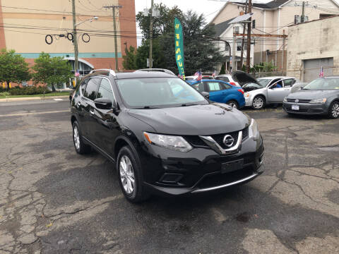 2015 Nissan Rogue for sale at 103 Auto Sales in Bloomfield NJ