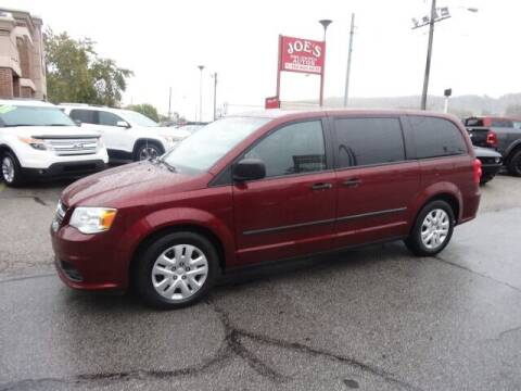2017 Dodge Grand Caravan for sale at Joe's Preowned Autos in Moundsville WV