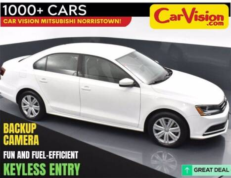 2017 Volkswagen Jetta for sale at Car Vision Buying Center in Norristown PA