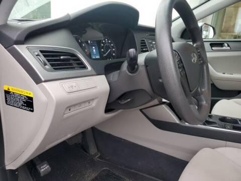 2017 Hyundai Sonata for sale at PHIL SMITH AUTOMOTIVE GROUP - Pinehurst Toyota Hyundai in Southern Pines NC