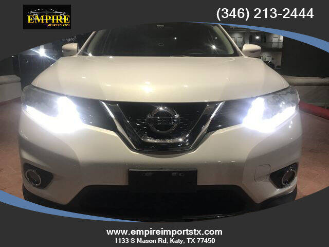2014 Nissan Rogue for sale at EMPIREIMPORTSTX.COM in Katy TX