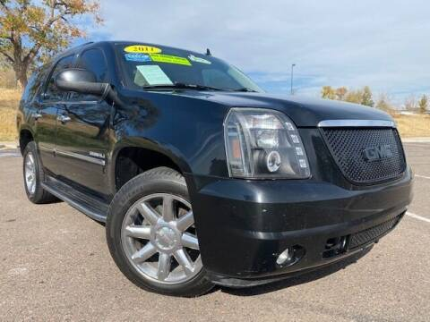 2011 GMC Yukon for sale at UNITED Automotive in Denver CO