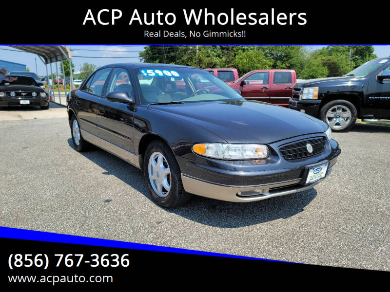 2003 Buick Regal for sale at ACP Auto Wholesalers in Berlin NJ