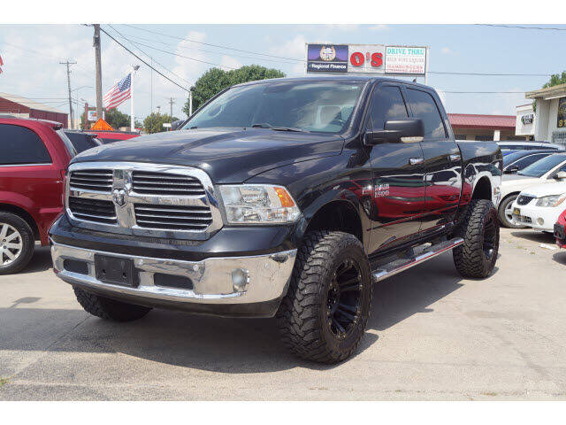2017 RAM Ram Pickup 1500 for sale at Credit Connection Sales in Fort Worth TX