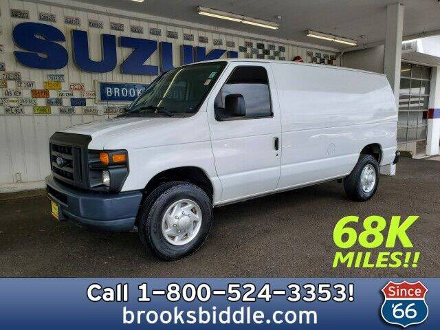 2012 Ford E-Series Cargo for sale at BROOKS BIDDLE AUTOMOTIVE in Bothell WA
