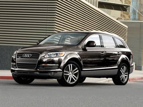 2007 Audi Q7 for sale at Cristians Auto Sales in Athens TN
