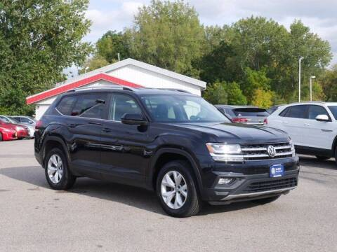 2019 Volkswagen Atlas for sale at Park Place Motor Cars in Rochester MN