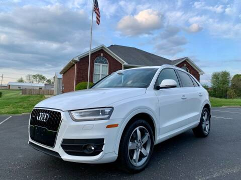 2015 Audi Q3 for sale at HillView Motors in Shepherdsville KY