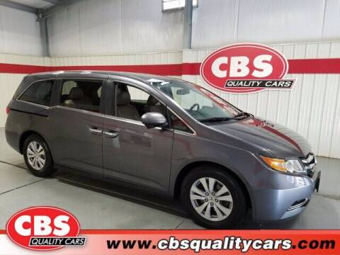 2016 Honda Odyssey for sale at CBS Quality Cars in Durham NC