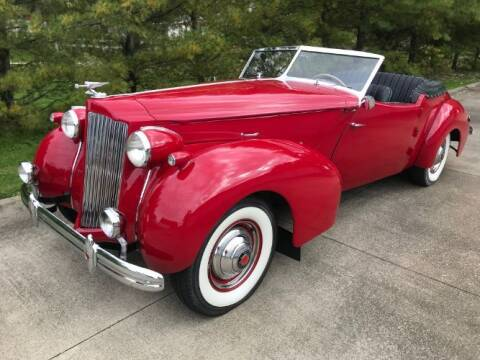 1939 Packard 120 for sale at Classic Car Deals in Cadillac MI