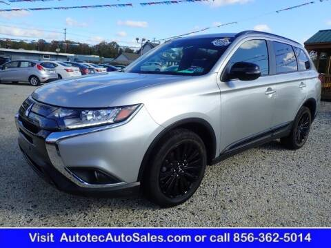 2020 Mitsubishi Outlander for sale at Autotec Auto Sales in Vineland NJ