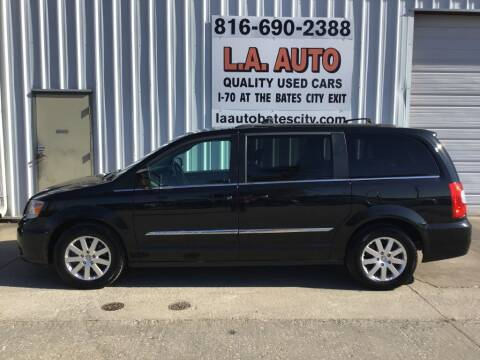 2014 Chrysler Town and Country for sale at LA AUTO in Bates City MO