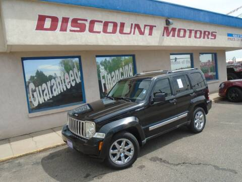 2011 Jeep Liberty for sale at Discount Motors in Pueblo CO