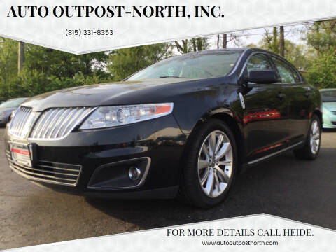 2009 Lincoln MKS for sale at Auto Outpost-North, Inc. in McHenry IL