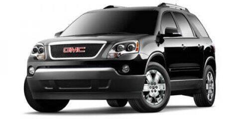 2012 GMC Acadia for sale at Duval Chevrolet in Starke FL