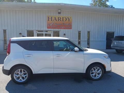 2020 Kia Soul for sale at Hardy Auto Resales in Dallas GA