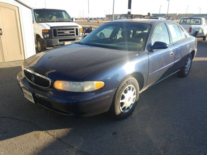 2003 Buick Century for sale at Wolf's Auto Inc. in Great Falls MT