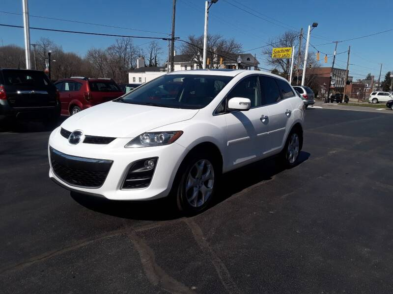 2011 Mazda CX-7 for sale at Sarchione INC in Alliance OH