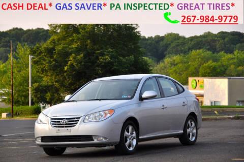 2010 Hyundai Elantra for sale at T CAR CARE INC in Philadelphia PA