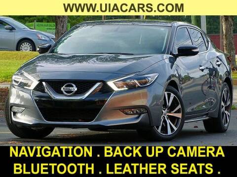 2017 Nissan Maxima for sale at Used Imports Auto - Lawrenceville in Lawrenceville GA
