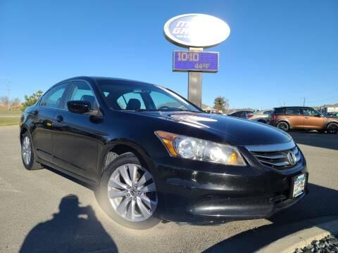 2011 Honda Accord for sale at Monkey Motors in Faribault MN