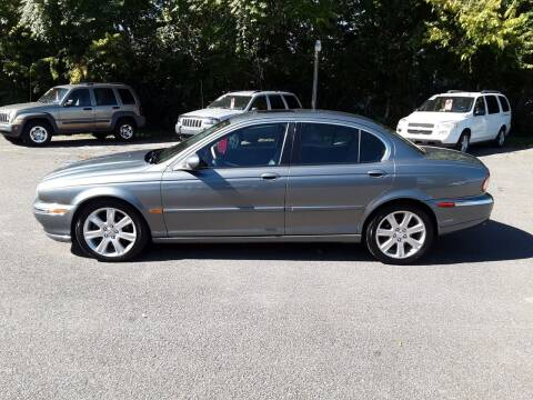 2003 Jaguar X-Type for sale at Riverview Auto's, LLC in Manchester OH