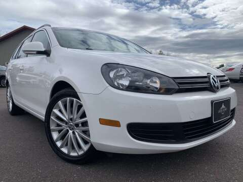 2012 Volkswagen Jetta for sale at LUXURY IMPORTS in Hermantown MN