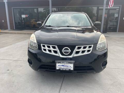 2012 Nissan Rogue for sale at Global Automotive Imports in Denver CO