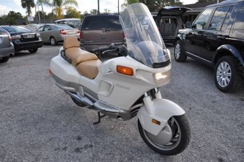1989 Honda PC800 Pacific Coast for sale at Elite Motorcar, LLC in Deland FL