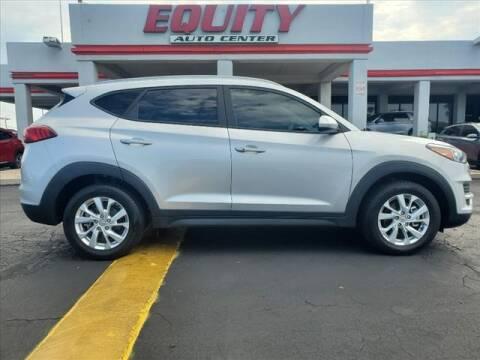 2019 Hyundai Tucson for sale at EQUITY AUTO CENTER in Phoenix AZ