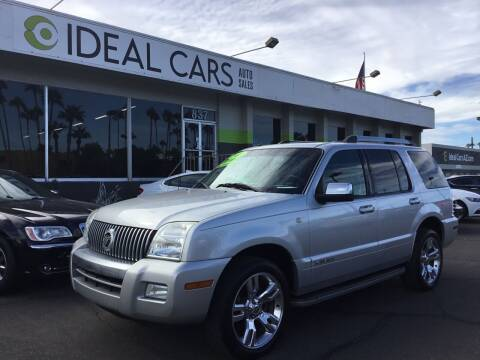 2010 Mercury Mountaineer for sale at Ideal Cars in Mesa AZ