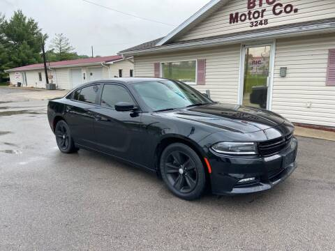2017 Dodge Charger for sale at Bic Motors in Jackson MO