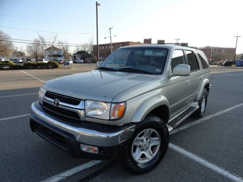 2002 Toyota 4Runner for sale at TJ Auto Sales LLC in Fredericksburg VA