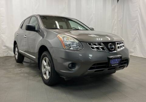2012 Nissan Rogue for sale at Direct Auto Sales in Philadelphia PA