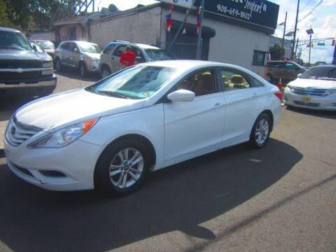2013 Hyundai Sonata for sale at Cali Auto Sales Inc. in Elizabeth NJ
