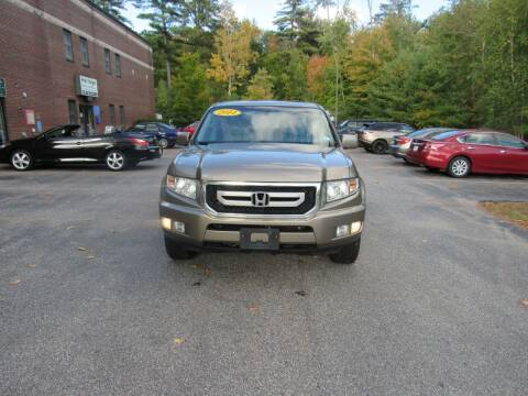 2011 Honda Ridgeline for sale at Heritage Truck and Auto Inc. in Londonderry NH