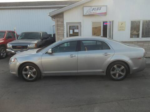 2008 Chevrolet Malibu for sale at A Plus Auto Sales/ - A Plus Auto Sales in Sioux Falls SD