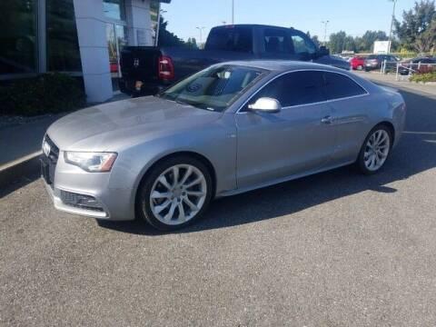 2016 Audi A5 for sale at Karmart in Burlington WA