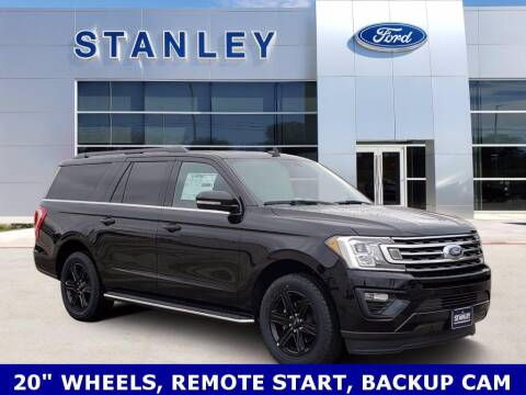 2021 Ford Expedition MAX for sale at Stanley Ford Gilmer in Gilmer TX