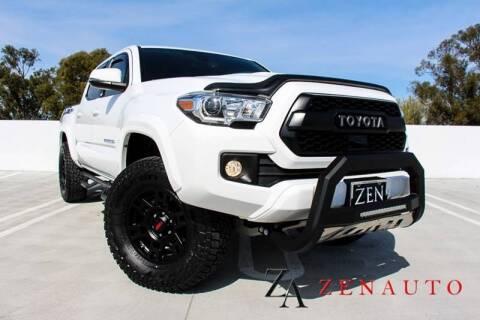 2018 Toyota Tacoma for sale at Zen Auto Sales in Sacramento CA