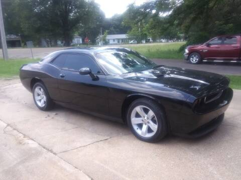 2012 Dodge Challenger for sale at Westside Auto Sales in New Boston TX