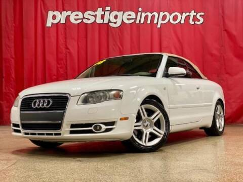 2008 Audi A4 for sale at Prestige Imports in St Charles IL