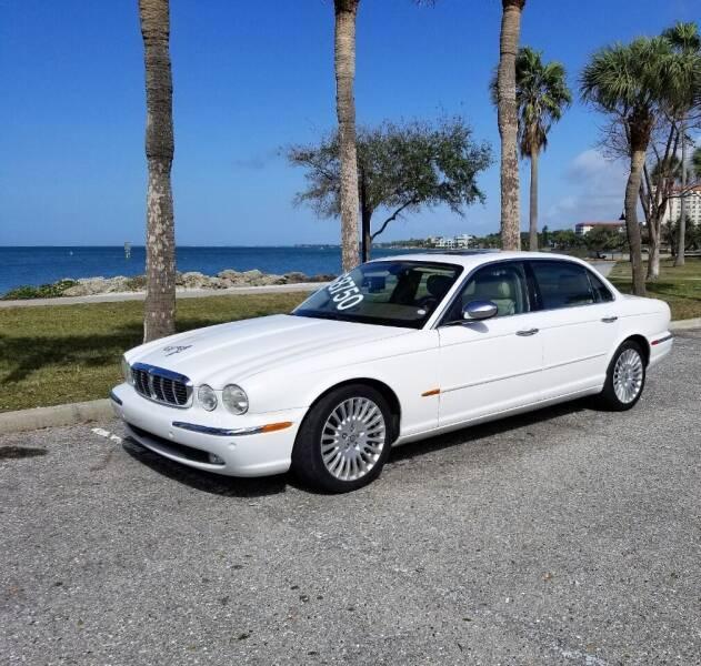 2005 Jaguar XJ-Series for sale at Thoroughbred Motors in Sarasota FL