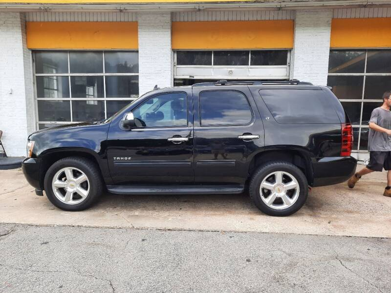 2010 Chevrolet Tahoe for sale at PIRATE AUTO SALES in Greenville NC